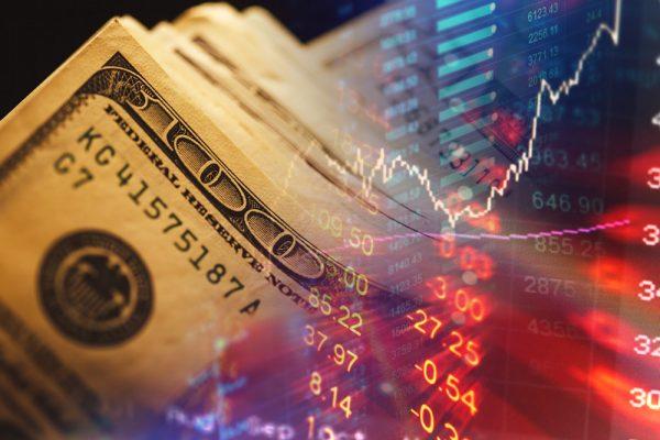 ارتداد الدولار الأمريكي