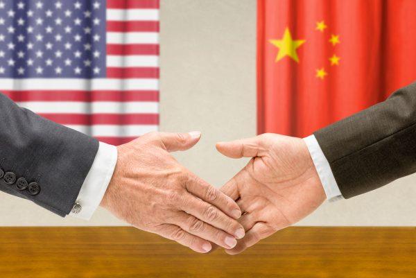 الإتفاقية التجارية الصين و أمريكا