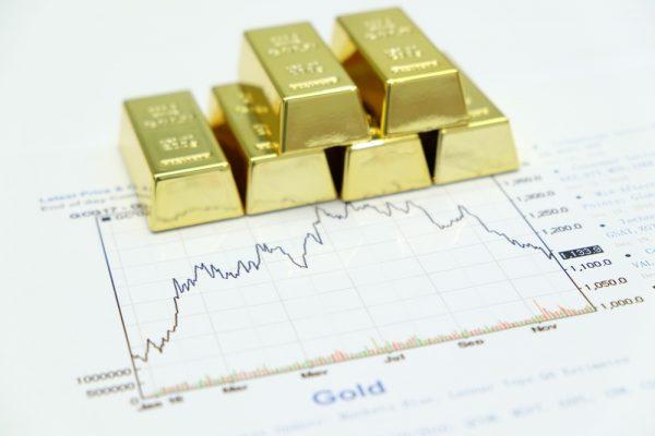 نموذج المثلث في الذهب